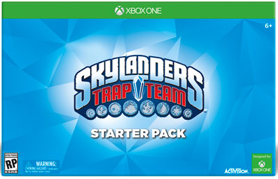 Box art - Skylanders Trap Team