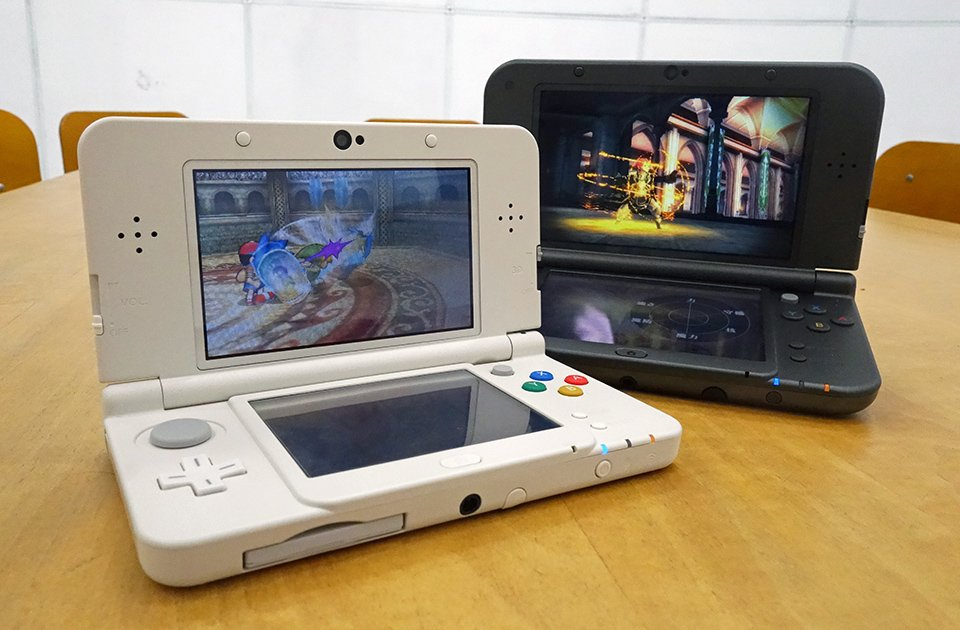 Nintendo of America Explains Why Regular New 3DS Isn't Coming to ...