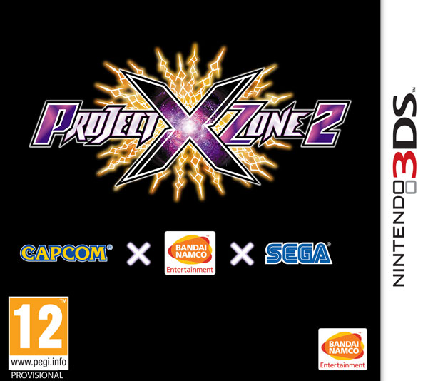 Box art - Project X Zone 2