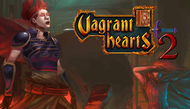 Box art - Vagrant Hearts II