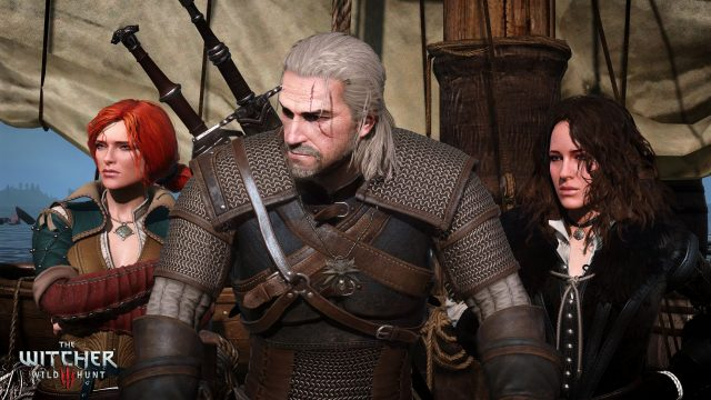The Witcher 3 PS4 Update 1 62 Improves Performance on PS4