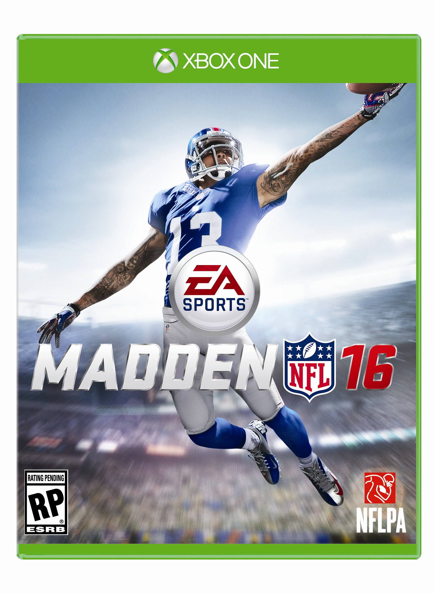 Box art - EA SPORTS Madden NFL 16