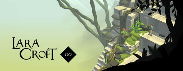 Box art - Lara Croft GO