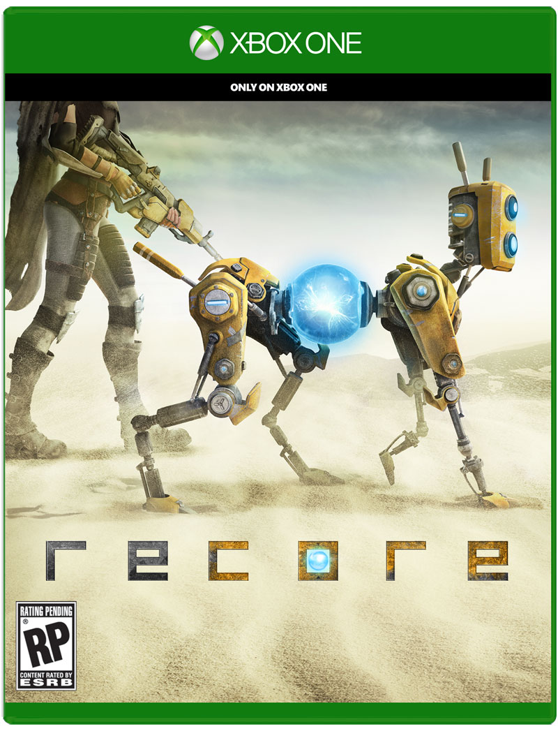Box art - ReCore