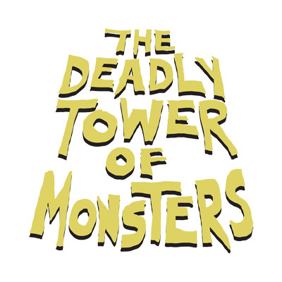 Box art - The Deadly Tower of Monsters