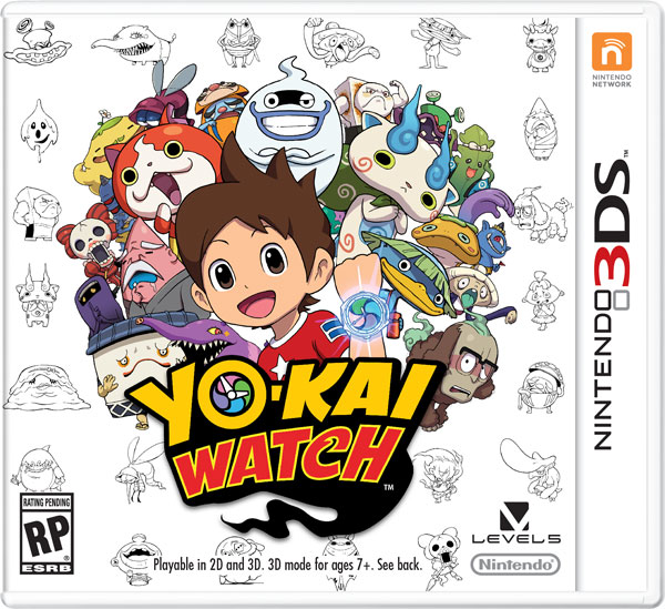 Box art - Yo-Kai Watch
