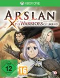 Box art - Arslan: The Warriors of Legend