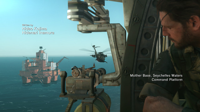 Kojima Responds To Konami By Placing More Than 60 Credit Screens In