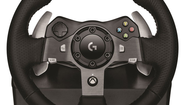 Logitech G920 Driving Force Review - The Perfect Forza 6 Companion