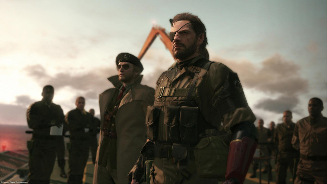 Metal Gear Solid V: The Phantom Pain Full Mission and