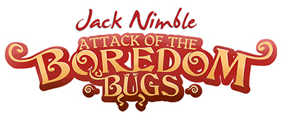 Box art - Jack Nimble: Attack of the Boredom Bugs