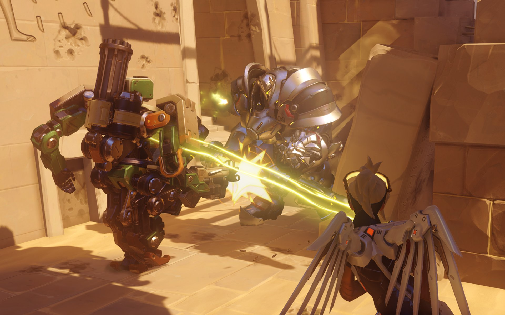Overwatch Uprising Event Returns
