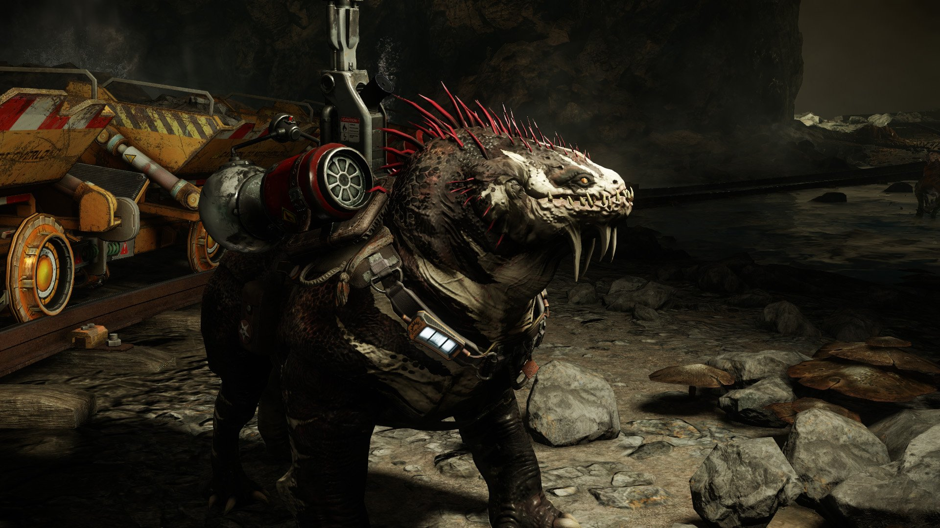 Evolve Transforms Into Evolve Stage 2, A Free-To-Play Reboot Without ...