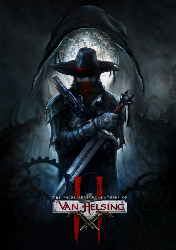 Box art - The Incredible Adventures of Van Helsing II