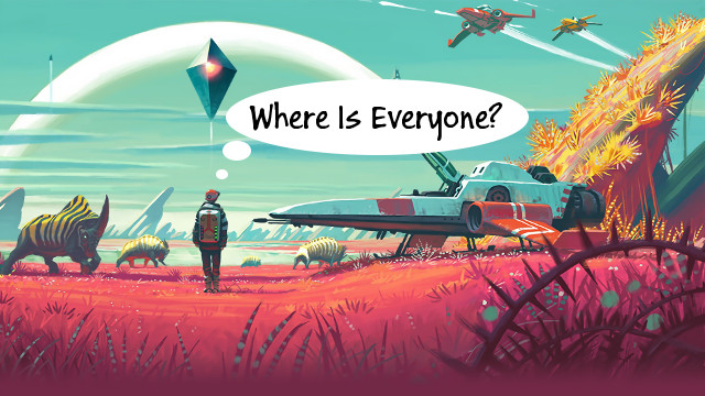 No Man's Sky Devs Deceived Gamers About Multiplayer, Now Evading Questions - GameRevolution