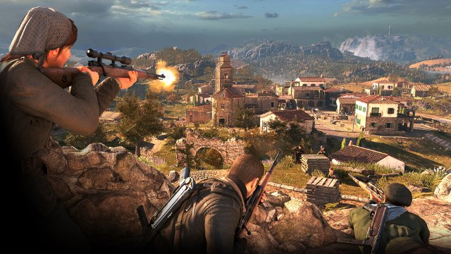 Image result for sniper elite 4 Amazing Features