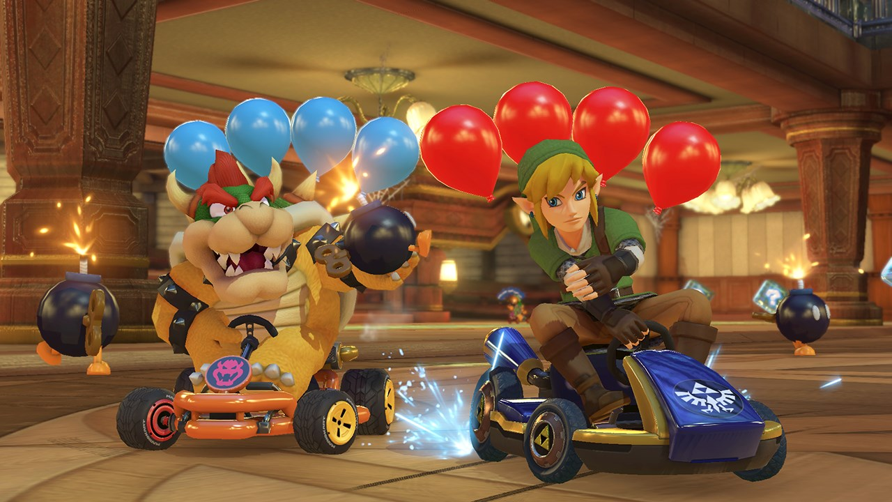 Image result for switch mario kart 8