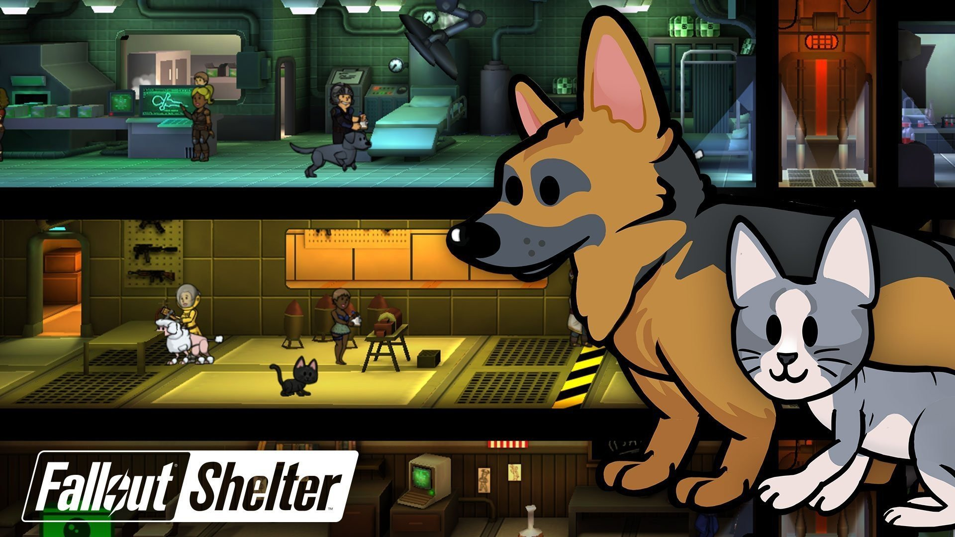 <b>Fallout Shelter</b> Archives - GameRevolution