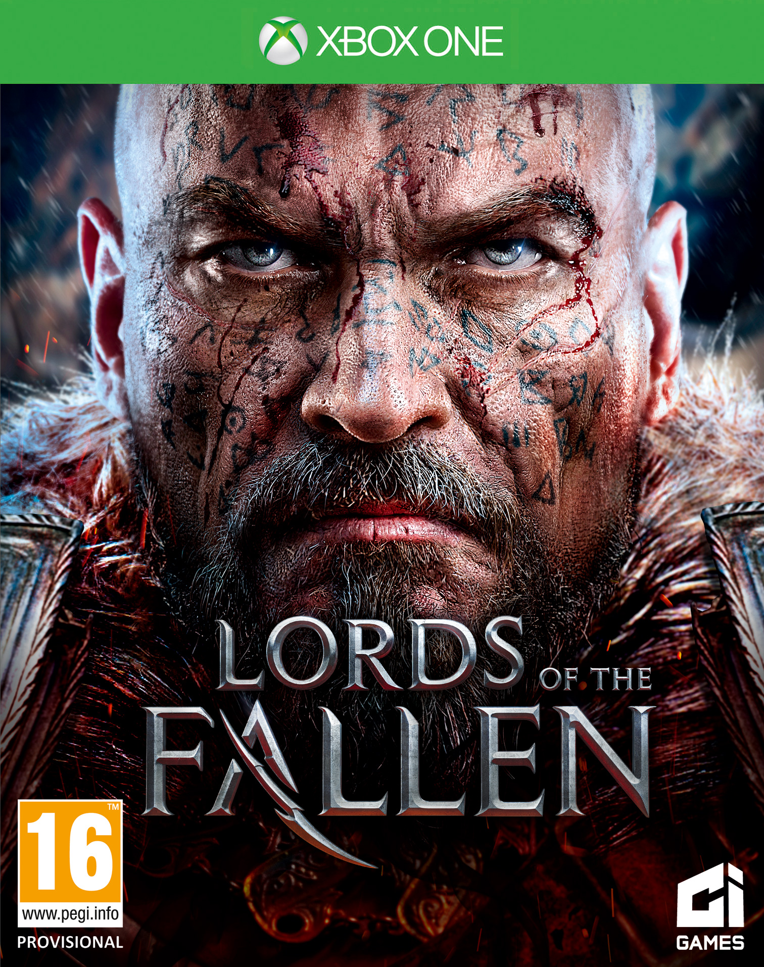Box art - Lords of the Fallen