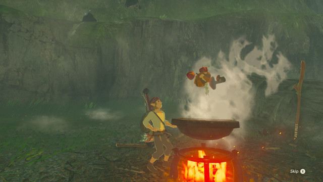 A Guide To Cooking And The Best Recipes In Zelda: Breath of