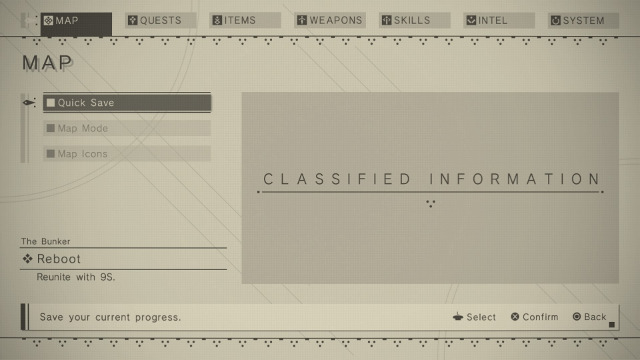 A Guide to Reaching the First Save Point in Nier: Automata