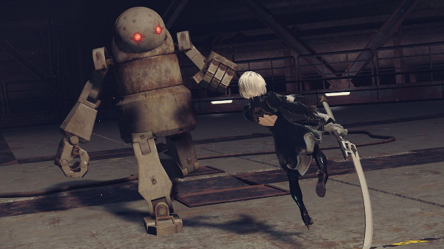 dev machine nier