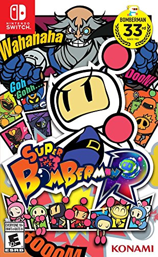 Box art - Super Bomberman R