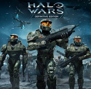Box art - Halo Wars: Definitive Edition