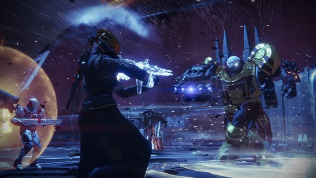 Destiny 2's PC beta starts at the end of this month