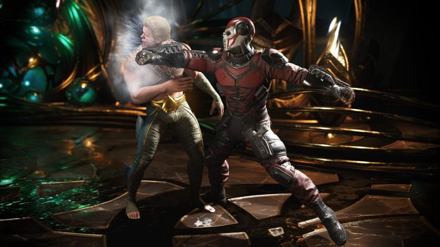 Injustice 2 for PC launches November 14, open beta now available