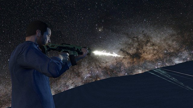 Interview: Creator of GTA V's Outer Space Mod on Development
