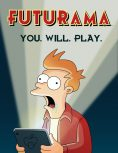 Box art - Futurama: Worlds of Tomorrow