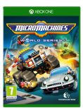 Box art - Micro Machines World Series