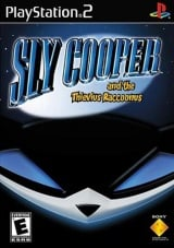 Box art - Sly Cooper and the Thievius Raccoonus