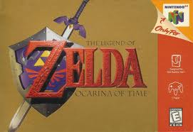 Box art - The Legend of Zelda: Ocarina of Time