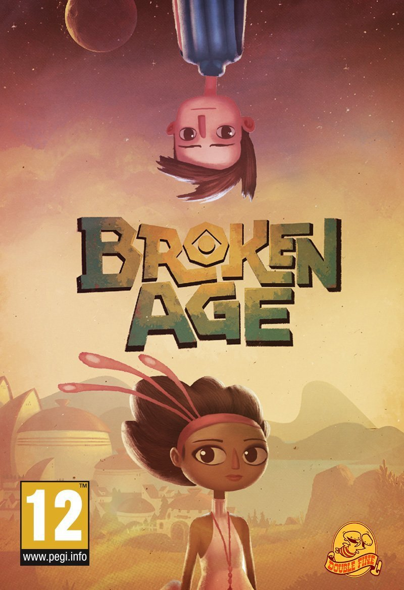 Box art - Broken Age