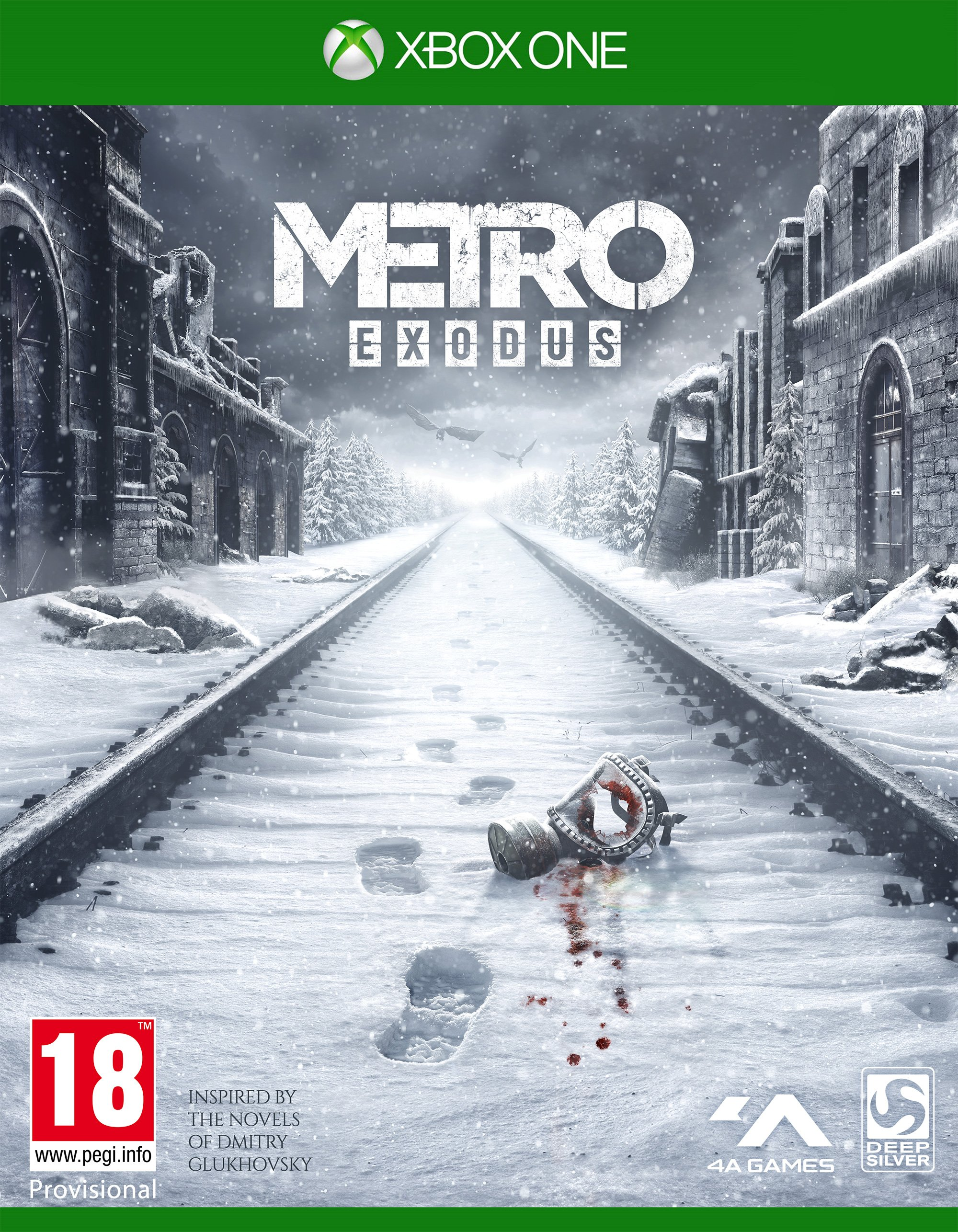 Box art - Metro Exodus