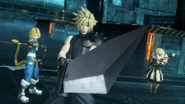 Dissidia Final Fantasy Nt On PS4 Leaked By Amazon; Out In 2018