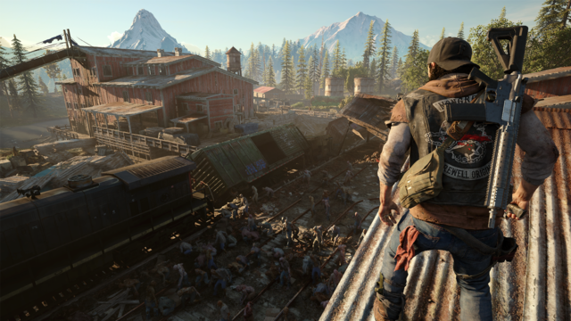 Alternate Playthrough of E3 Demo for Days Gone