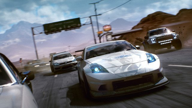 Need for Speed Payback heist demo and customisation video