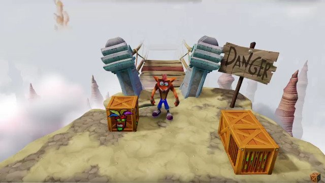 Crash Bandicoot N. Sane Trilogy Review - More Than Nostalgia