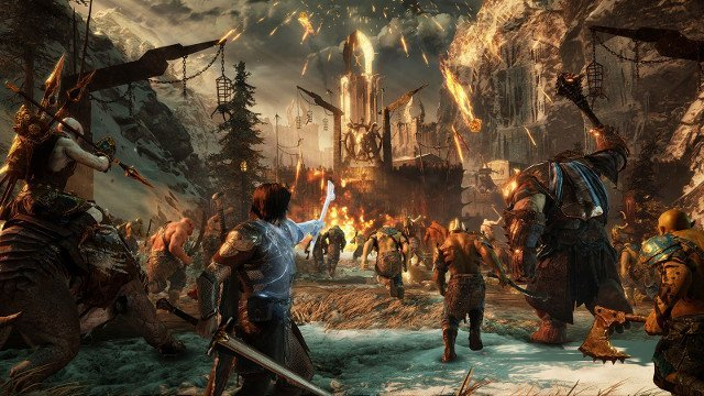 Middle-Earth Shadow of War Delayed to October