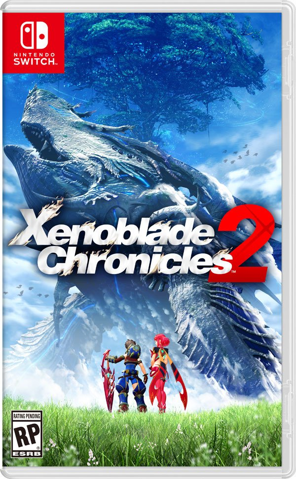 Box art - Xenoblade Chronicles 2