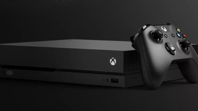Xbox One X Announced AT E3 2017