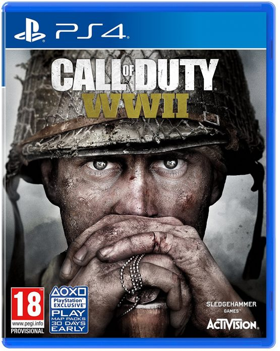 Box art - Call of Duty WWII