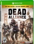 Box art - Dead Alliance