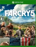Box art - Far Cry 5