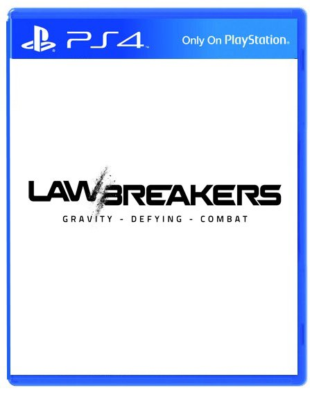 Box art - LawBreakers