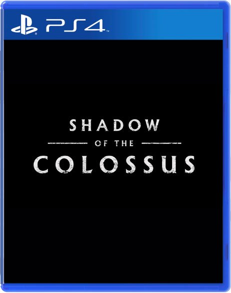 Box art - Shadow of the Colossus