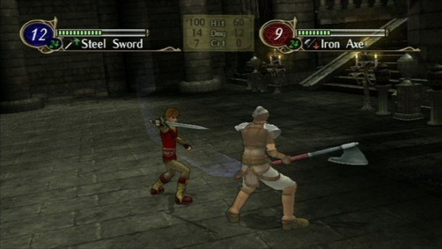 "Radiant Dawn's graphics: functional, but not quite ""beautiful."""